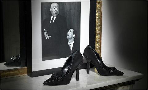 da121908eaf Обувь в стиле ретро-гламур от Fabrizio Viti