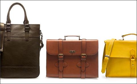 Мужские сумки. Коллекция Zara