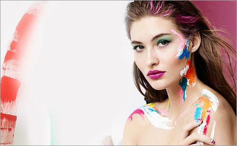 Тренды летнего макияжа