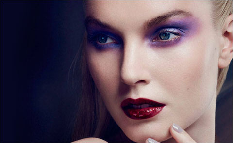 Тренд сезона: яркий макияж глаз