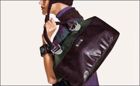 ...аксессуаров Benetton представлены не только сумки и обувь, но также...