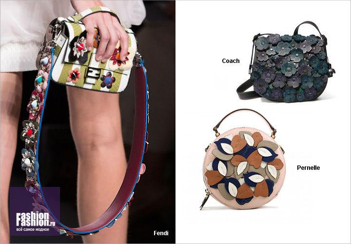 d148a9085e03 Как украсить и обновить сумку: модные идеи |Весна-лето 2019 на ...