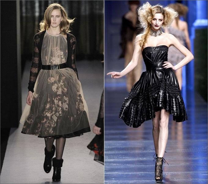 Секреты силуэта в стиле New Look  Осень-зима 2018 19 на Fashion-fashion.ru 09d5697aa7d