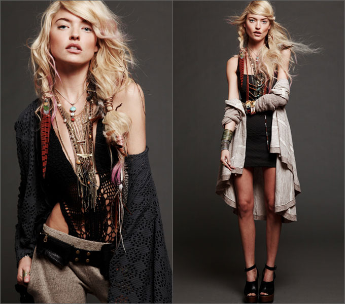Июньский lookbook от Free People