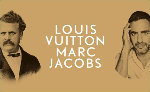 Выставка «Louis Vuitton - Marc Jacobs»