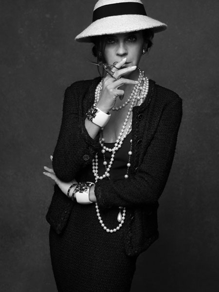 Chanel's Little Black Jacket exhibition will make