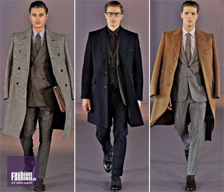 Мужская мода сезона осень-зима 2014/15: итоги Лондонской недели ...