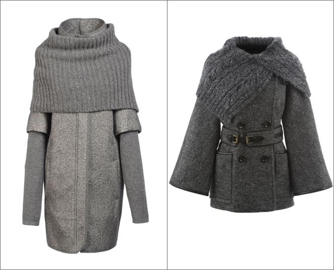 Драповое пальто своими руками
