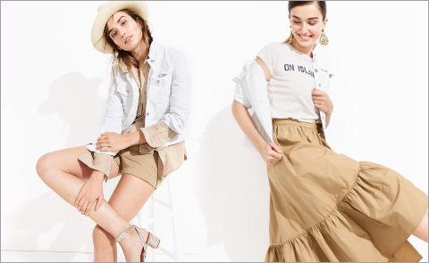 Два к одному: модные комплекты от J.Crew