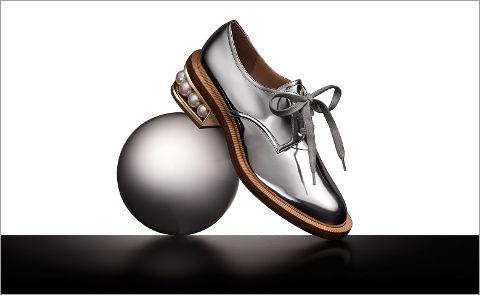Жемчужины коллекции обуви Nicholas Kirkwood