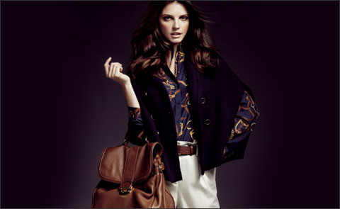Winter Holiday lookbook от Massimo Dutti