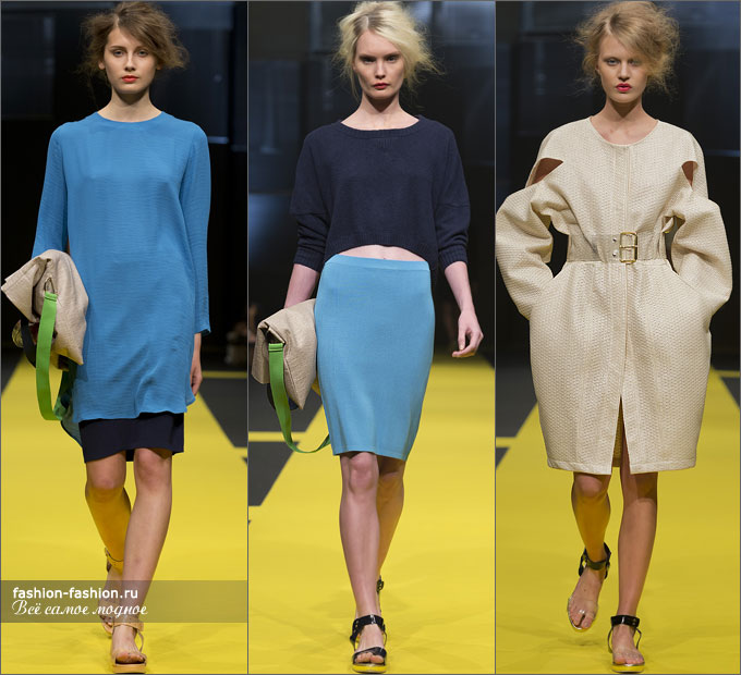 Carin Wester на Stockholm Fashion Week