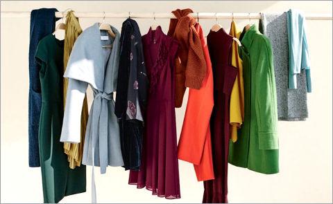 Как носить цвета сезона: модные сочетания