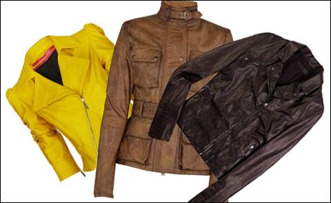 Diane Von Furstenberg.  Куртки.  Alexander McQueen.  Весна_лето 2010.