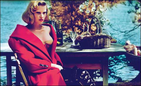 Ретромания: модные 40-е |Весна-лето 2015 на Fashion-fashion.ru