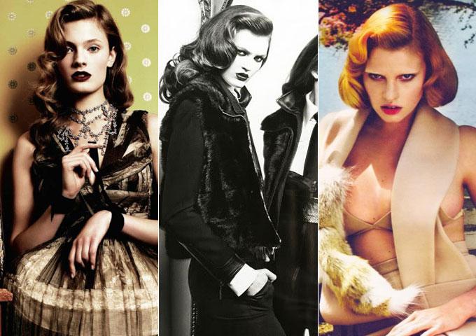 Ретромания: модные 40-е |Весна-лето 2015 на Fashion-