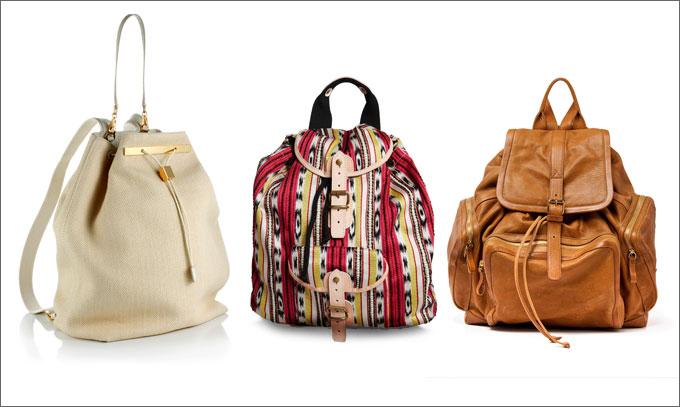 Модные сумки-рюкзаки весна лето 2009 safta школьные рюкзаки