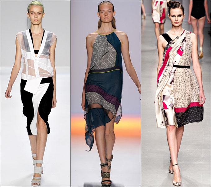 Мода - это творчество! Trend_3D_collage