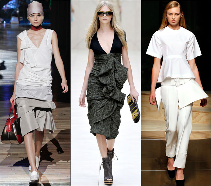 Мода - это творчество! Trend_siluet